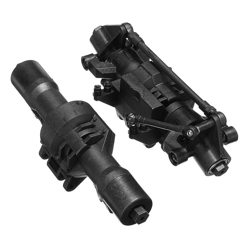 RCtown 2PCS Front Rear Bridge Axle For HB Toys ZP1001 1/10 RC Vehicles Spare Parts