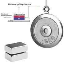 1/2/5/10/20/50Pcs NdFeB magnets 30x10x2mm Super Strong Craft Fridge Magnets Cuboid Block Neodymium Magnet Rare Earth недорого