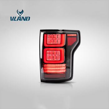 Vland Factory Car Accessories Tail Lamp for Ford F150 2018-UP Full LED Tail Light with Sequential Indicator