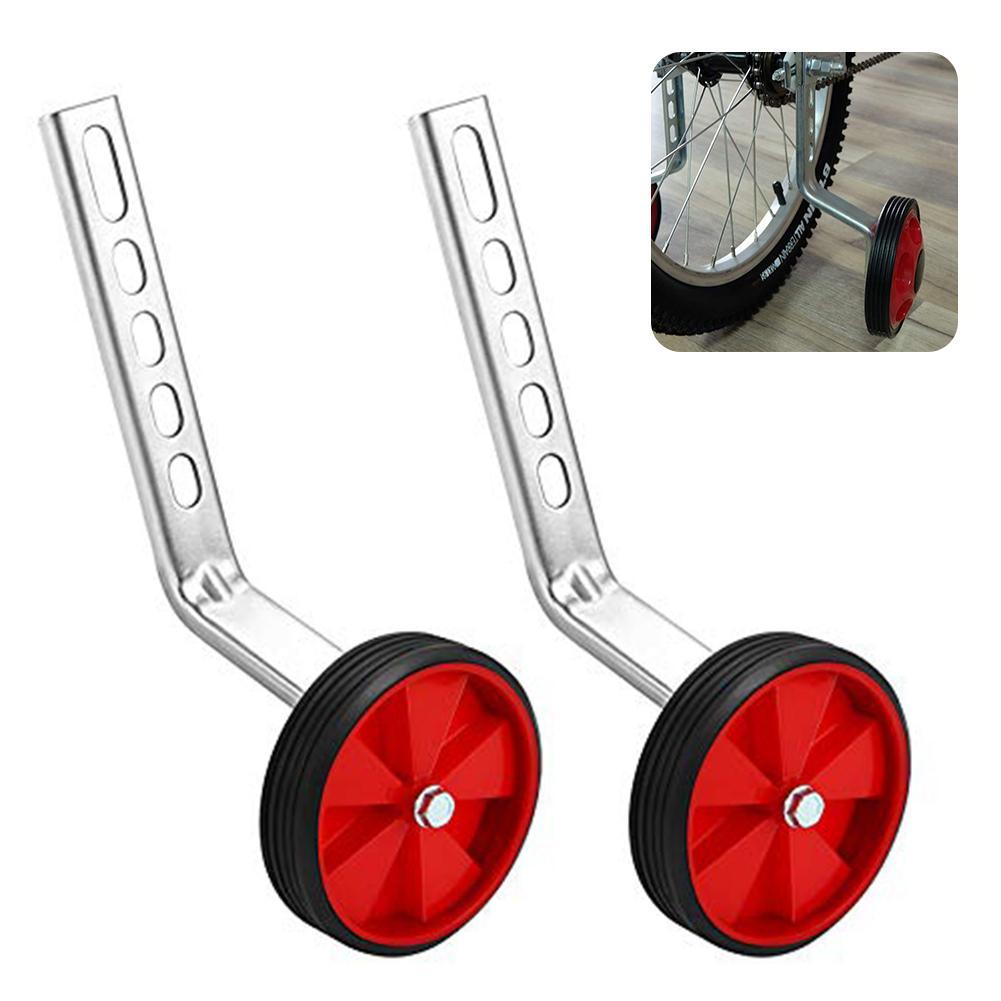 bargain house Bicycle Training Wheels for Kids 12-20 inch Universal Kid Bike Stabiliser
