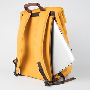 Image 4 - Ninetygo 90fun faculdade adolescente portátil mochila moda lazer à prova dunisex água saco de escola computador unisex casual 15.6 polegada