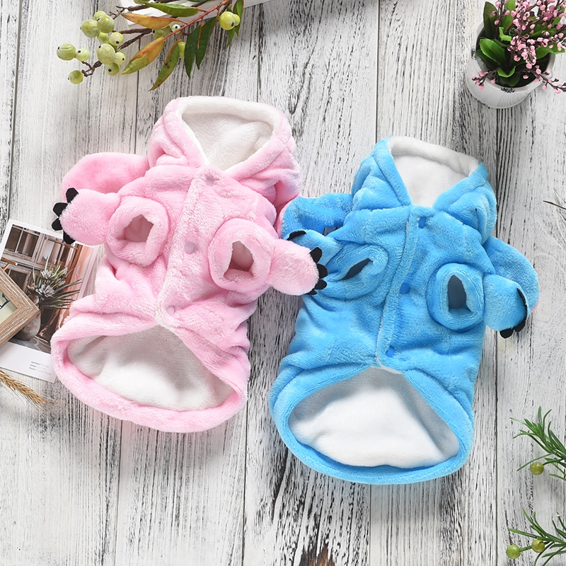 1016.0¥ 9% OFF Lovely Golden Retriever Dog Clothes Winter Pet Small Medium Large Hoodie Coat Jacket...