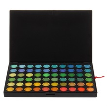 Professional 120 Color Eyeshadow Makeup Cosmetic Palette New