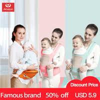 newborn baby carrier brand baby belt backpack  baby backpack Hold Waist Belt Backpack Kids Infant comfort baby shoulder strap