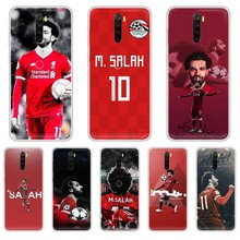 Фото - football soccer athlete Mohamed Salah pretty shell Transparent Phone Case For XIAOMI Redmi Note 3 4 5 6 7 8 9 9s Pro max 8T 4X ahmed mohamed salah gestión administrativa del proceso comercial adgd0308