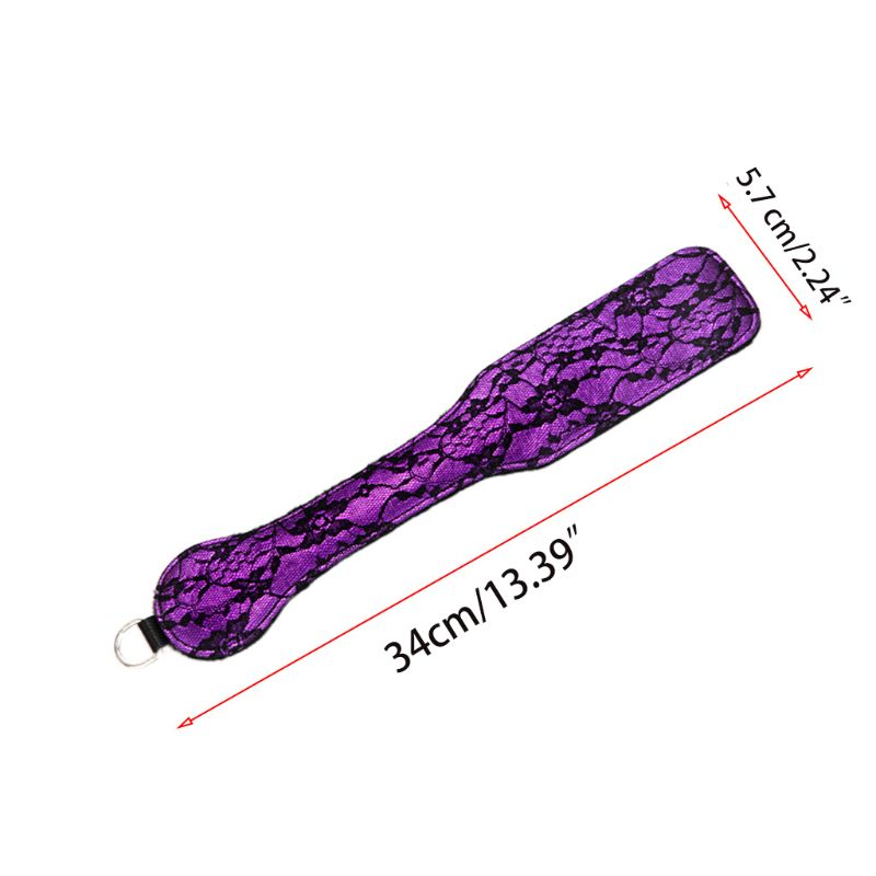 Ass Paddle | Flower Pattern Whips