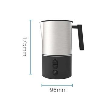 Xiaomi Scishare Electric Milk Foamer Bubble Coffee DIY Machine Latte Art Creamer Maker Warm Milk Cappuccino Frother Pitcher 220V 6