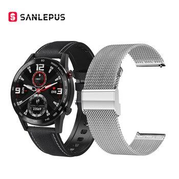 2020 SANLEPUS ECG Smart Watch Bluetooth Call Smartwatch Men Women Sport Fitness Bracelet Clock For Android Apple Xiaomi Huawei 25