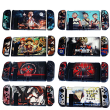 Nintend Switch Anime One Piece Hard Thin Case Cover For Nintendo Switch NS Console Joy Con Direct Docking Protector Shell