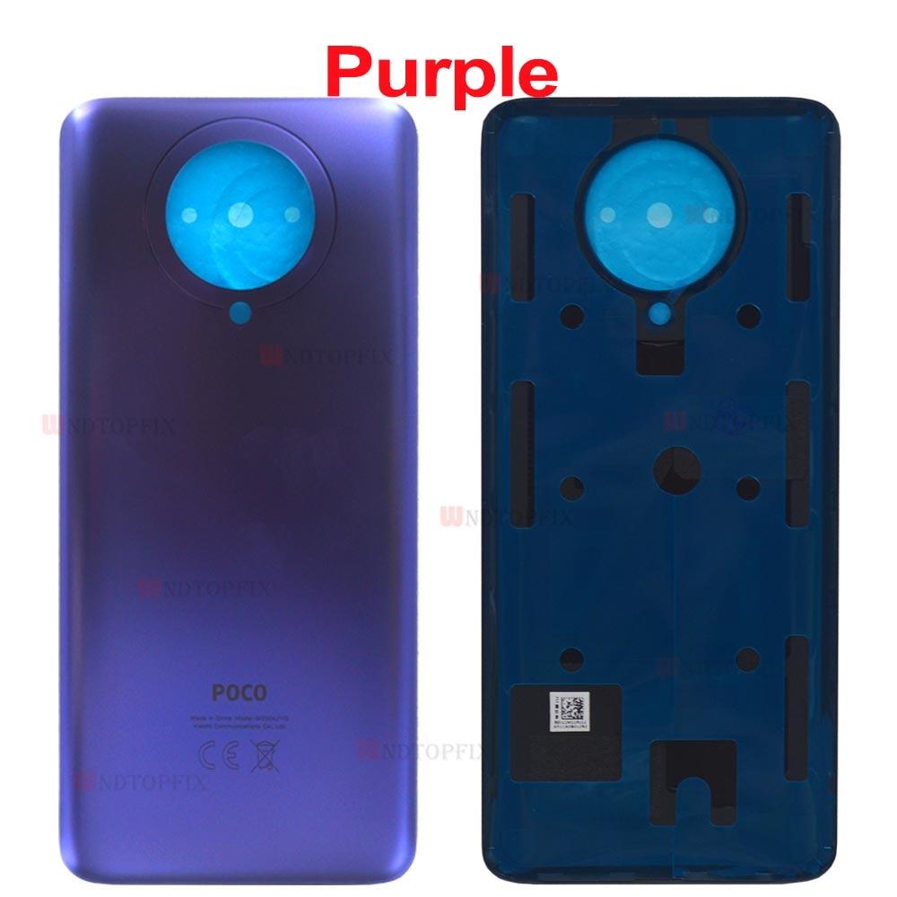 Xiaomi Poco F2 F2 Pro Battery Cover