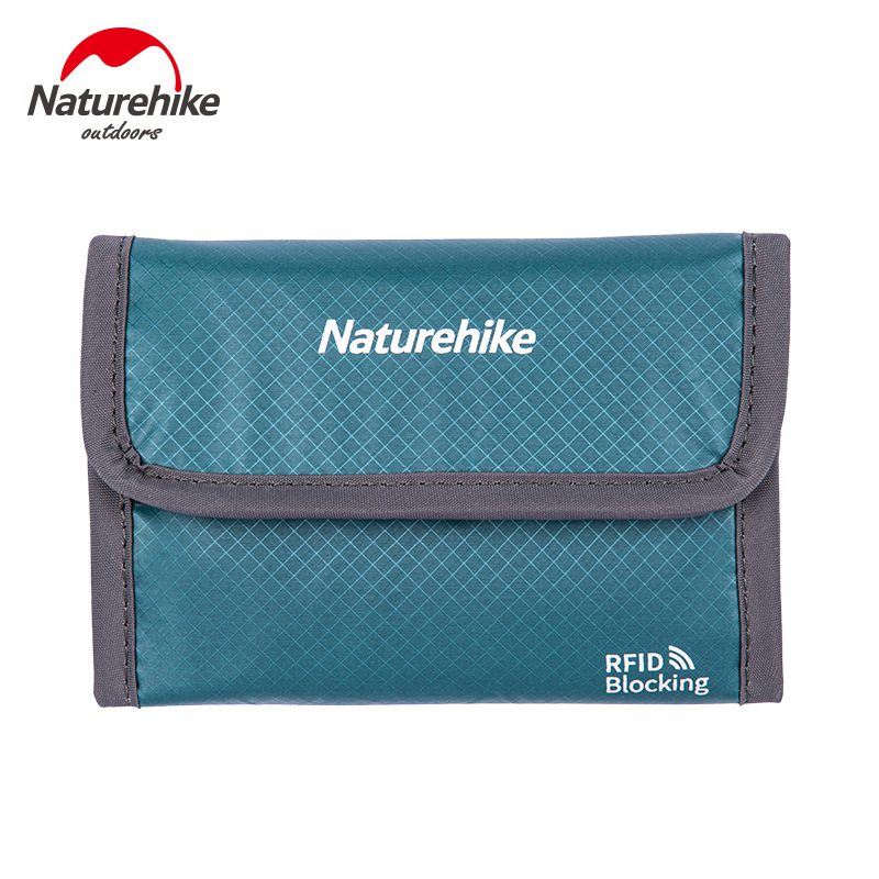 Naturehike 2020 Anti-Theft Fried Blocking Travel Wallet Multi-functional Travel Flight Ticket Document Package Storgage Bag