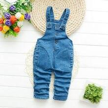 Diimuu одежда для маленьких мальчиков детские комбинезоны брюки