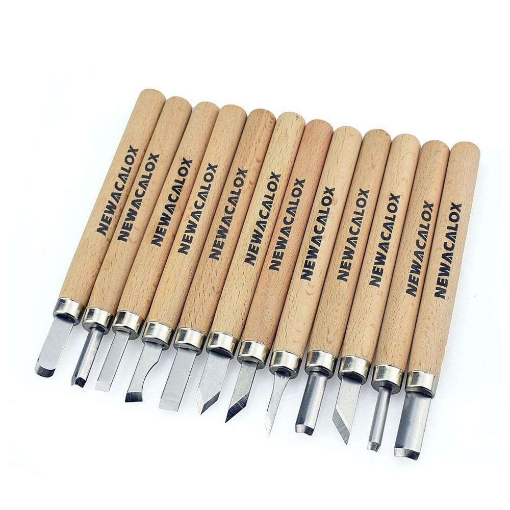 NEWACALOX Penna fai da te Coltello per intaglio del legno Scorper - Utensili manuali - Fotografia 2