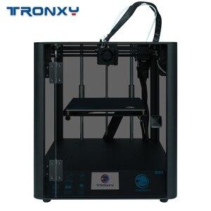 2020 Newest D01 3D Printer kit DIY CoreXY TITAN Extruder Core XY Industrial Linear Guide Rail 3D Machine 3D Printer Facesheild(China)
