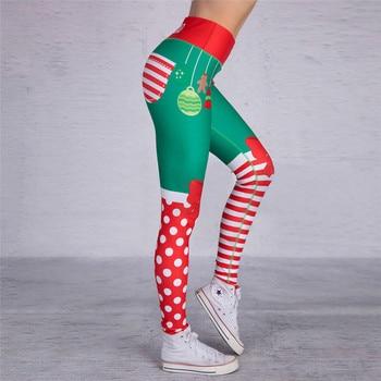 Christmas Printing Legging