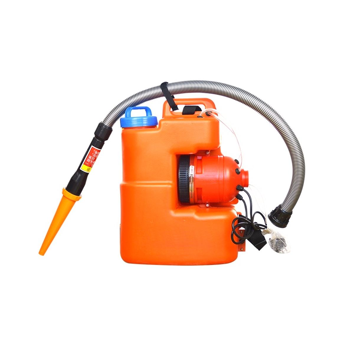 110V / 220V 2200W 20L Electric Fogger ULV Ultra Capacity Sprayer Mosquito Killer Fight Drugs Disinfection First Aid Kits Camping