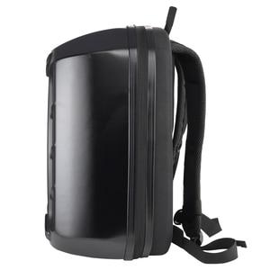 Image 3 - FPV Backpack Shoulder Bag Hard Case Box For DJI FPV Combo Goggles V2 Shockproof Remote Controller Drone Hardshell Storage Bag