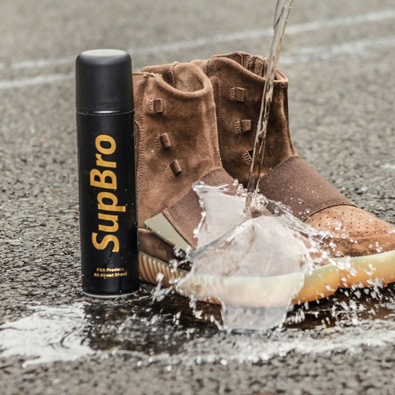 Professional Shoes Care Waterproof Dustproof Oil-proof Cleaner Spray Stain Resistant For Shoes Sneakers Protector Cleaning Tool