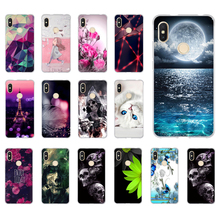 Fashion for Xiaomi Redmi S2 Y2 Case Soft Silicone TPU Flowers Cat Cute Back Cases for Redmi S 2/Y 2 Phone Cover Shells Fundas for xiaomi redmi s2 y1 case ultra thin color tpu silicone cover for redmi y2 s2 case solid color frosted soft back cover