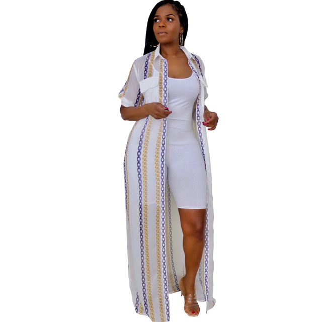 Summer Plus Size Mesh Shirt Maxi Dress For Women Casual See Through Short Sleeve Loose Long Shirt Dresses Women 5