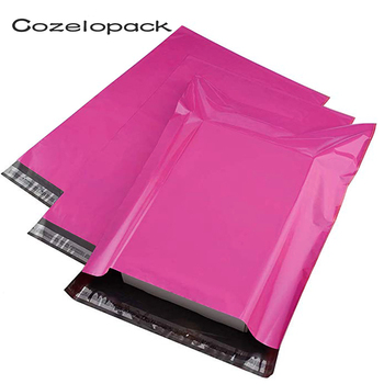 100pcs Pink Poly Mailer Self Adhesive Post Mailing Package Mailer Courier Envelopes Gift Bags Courier Storage Shipping bags 100pcs pink poly mailer self adhesive post mailing package mailer glue seal postal bag gift bags courier storage shipping bags