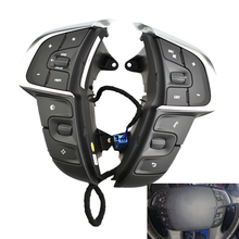 Control-Button Steering-Wheel Cruise Itroen with Speed-Limit Phone-Volume-Switch Multifunction