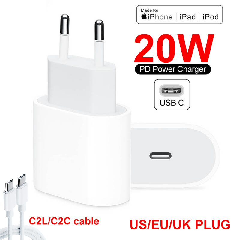 Quick-Charger-Adapter Travel-Pd-Charger Usb-Type Huawei Fast-Charging Xiaomi 20w Pd