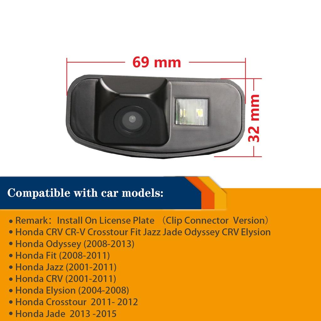 Electronics & Photo Car & Vehicle Electronics HD 720p Rear Camera ...