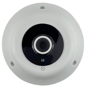 Image 1 - Panorama ojo de pez XM330 + 2235E AHD/TVI/CVI/CVBS cámara domo 1080N 960H 1920*1080 3 matriz LED infrarrojos IRC CCTV seguridad