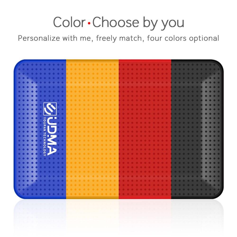 UDMA 2,5 ''внешний жесткий диск USB3.0 HDD ТБ 2 ТБ портативный жесткий диск для ПК, Mac, планшета, Xbox, PS4, TV, TV box 4 цвета