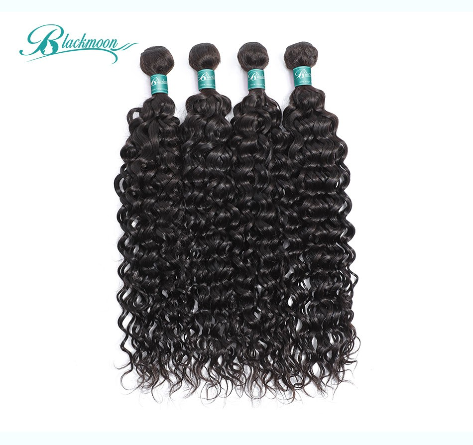 water wave hair weave bundles_02