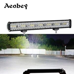 20 inch led work light bar 420