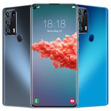 Global versiona70 a50 a71 a51 smartphone 7.2 polegada hd 1520*720 exibição completa 8.0mp câmera 4-core 2gb + 32gb telefone móvel
