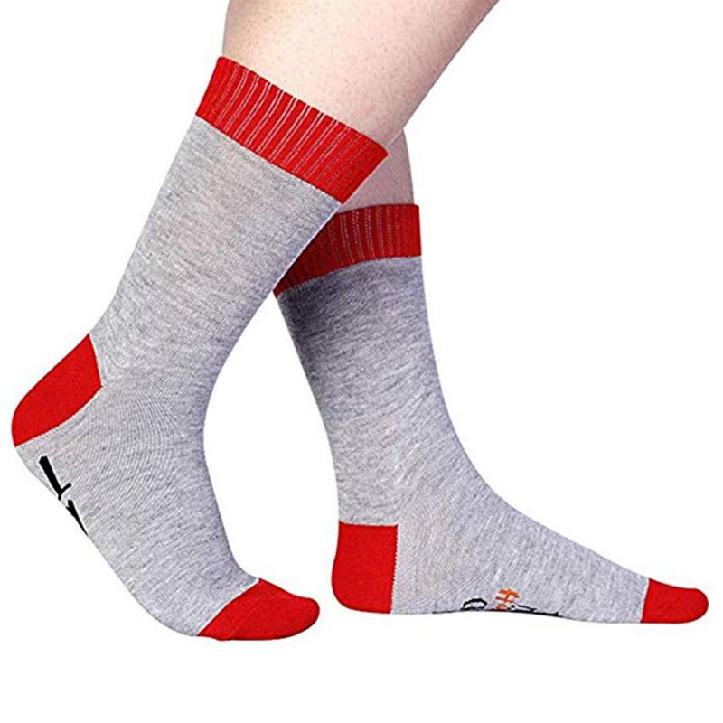 Women Socks Women's Watching Christmas Movies Socks, Cotton Novelty Funky Cute Party Hosiery Gift