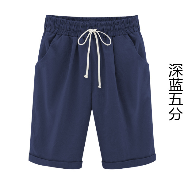 LXS22 2020 New Shorts Elasticated Belt For Leisure And Comfort