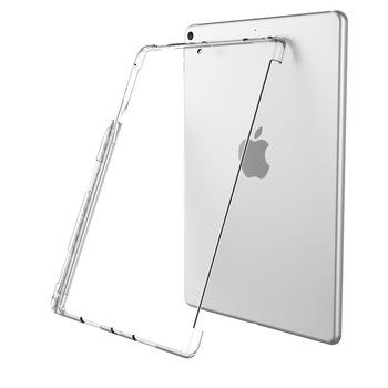 Dla iPad 10 2 Case 2019 z otworem na ołówek silikonowa TPU tylna pokrywa dla iPad 9 7 Air 3 2 1 Pro 10 5 kompatybilna z inteligentną klawiaturą tanie i dobre opinie Kumuge Powłoka ochronna skóry 9 7 CN (pochodzenie) For New iPad 9 7 2017 Stałe 25cm Dla apple ipad iPad 9 7 cala z 2017 roku