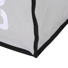 Корзина для белья очень большая емкость прочная ткань Оксфорд корзина для белья корзина для одежды