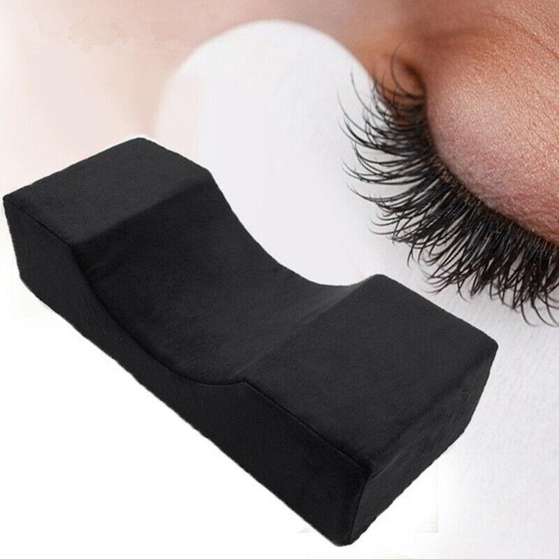 espuma de memoria 50x20x12cm em forma de u dos travesseiros do apoio do pescoco da espuma