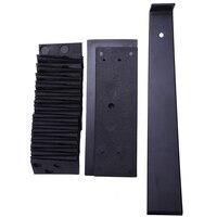 10 26 Kit d'installation de plancher stratifié avec bloc de taraudage  barre de traction et 30 entretoises de coin|Pinces| |  -