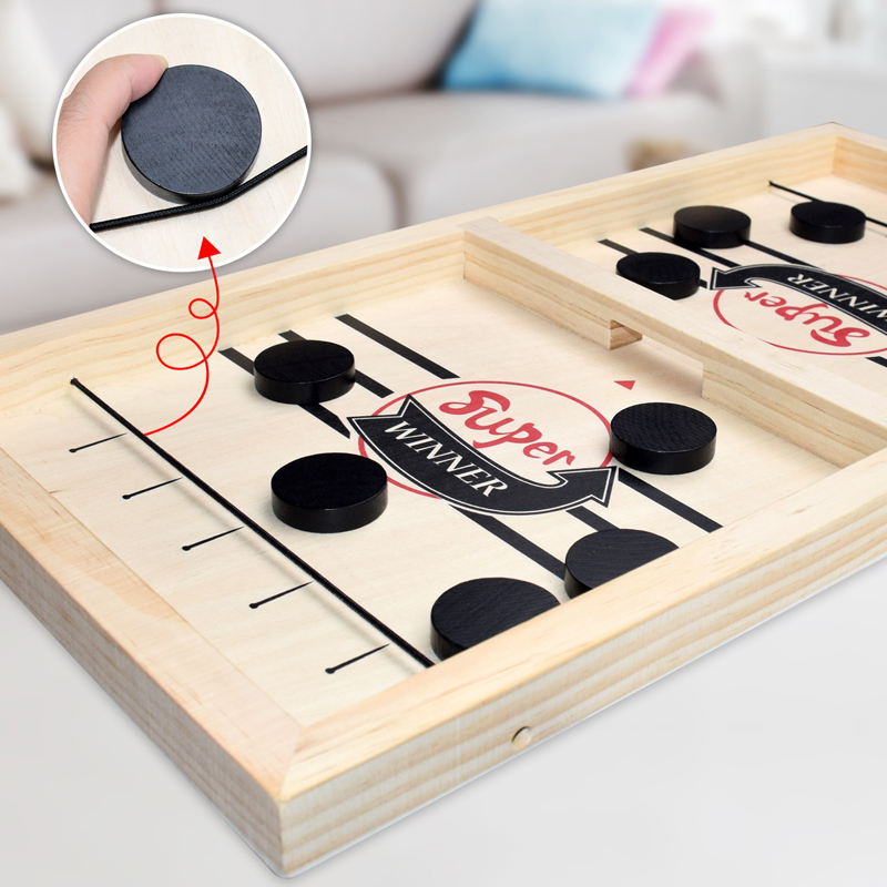 Fast Sling Puck Game