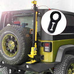 Anti Mainan Handle Clamp Penjaga Tinggi Lift Hi Lift untuk Pertanian Jack 12.5 CM