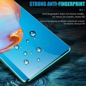 3 шт защита экрана Гидрогелевая пленка для Huawei P40 Pro + P20 P30 Lite Защитная пленка для Huawei Mate 20 30 Pro пленка не стекло