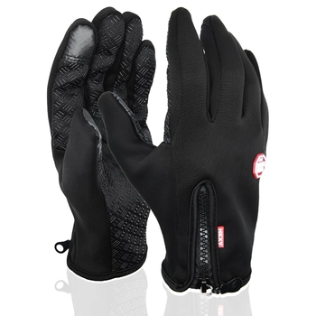 touch screen cold weather waterproof windproof winter warmer fleece snowboard bicycle tactical hard knuckle full finger gloves Windproof Warm Gloves For Winter Anti Slip Silicon Touch Screen Full Finger Cold-proof Bicycle Cycling Touchscreen Sport Gloves