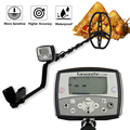 TC-800 11 Inch Underground Metal Detector LCD Display Treasure Finder Handheld Portable Metal Detector for Adults and Kids