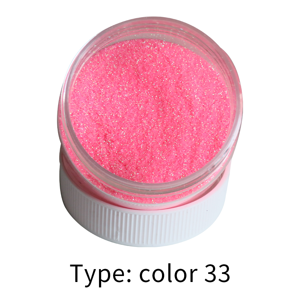 Color 33 Pearl Powder Pigment Glitter Powder Flash Powder Shiny Metal Sheets Nail Decoration Paint Coating Automotive Coating