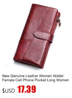 Женские кошельки из натуральной кожи, кошелек на молнии для монет, женские сумочки, кошелек для денег, карт, ID, сумки, кошельки с карманами