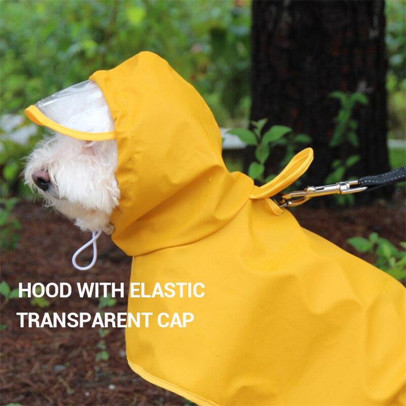Dog Raincoat  (12A)
