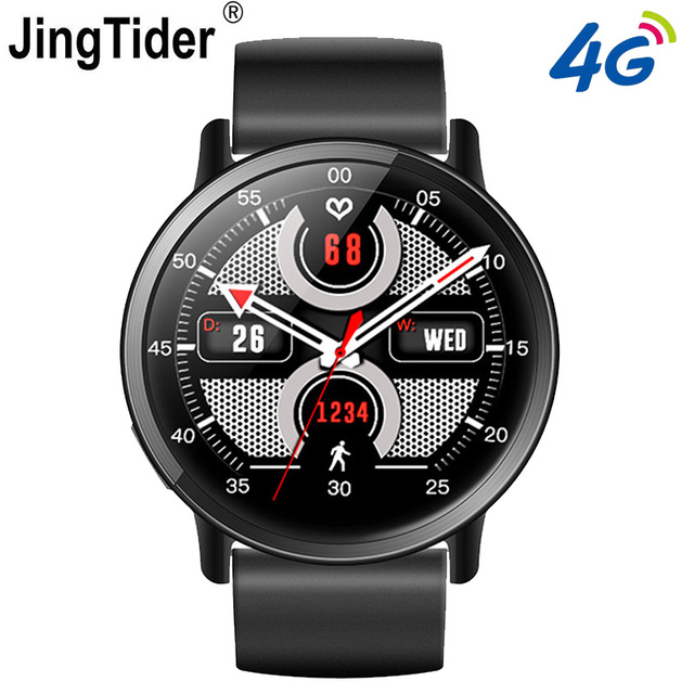 Fitness Tracker IP67 Waterproof  Wifi GPS Smartwatch