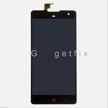 עבור ZTE נוביה Z7 מקס NX505J מלא LCD תצוגת לוח מגע מסך Digitizer זכוכית עצרת משלוח חינם