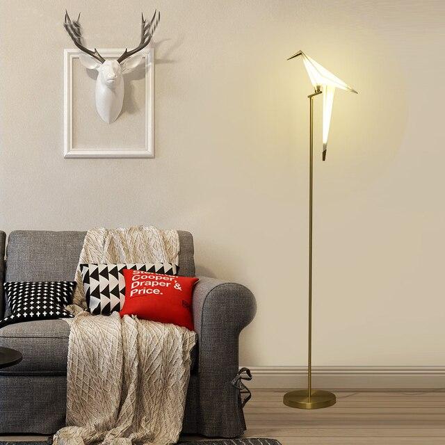 Bird Perch Floor Lamp 4